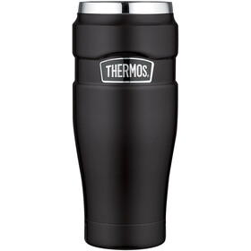 Thermos King Drinkfles 0,47l zwart